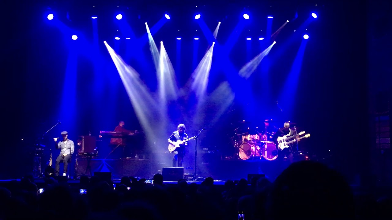 Steve Hackett - Firth of Fifth (Live 2019)