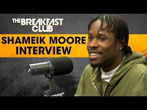 Shameik Moore AKA Shaolin Fantastic Teaches Charlamagne & Envy How To Bust Stupid Dope Moves