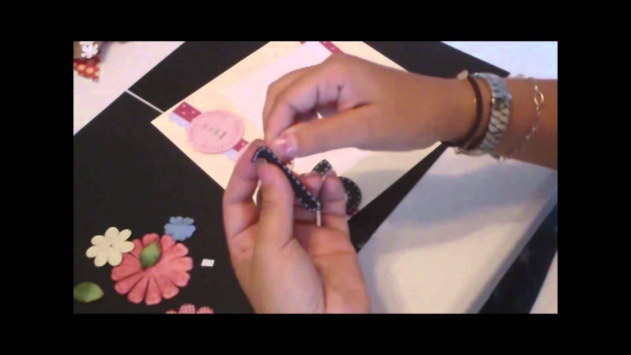 How to scrapbook 8x8 layouts - Sweet 16 8x8 Scrapbook Page Layout Tutorial