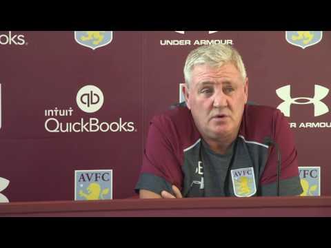 Steve Bruce speaks to Made in Birmingham ahead of their game against QPR