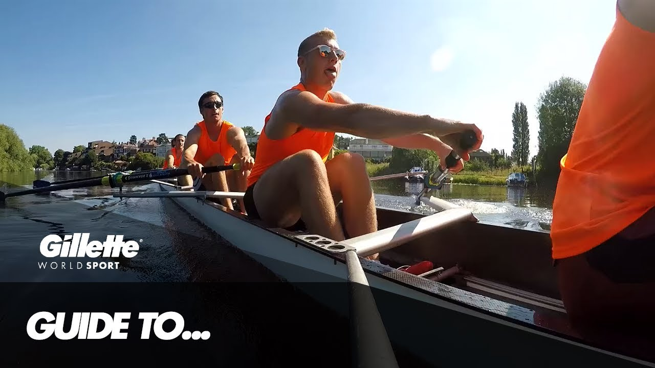 Guide to Power8 Sprints Rowing | Gillette World Sport