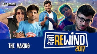 AIB : Desi YouTube Rewind | The Making