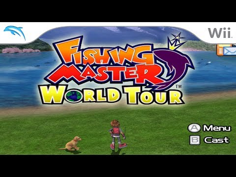 Fishing Master World Tour | Dolphin Emulator 5.0-10892 [1080p HD] | Nintendo Wii