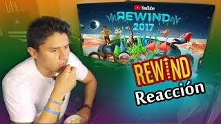VIDEO REACCIÓN YouTube Rewind: The Shape of 2017/ REACTION / ANB