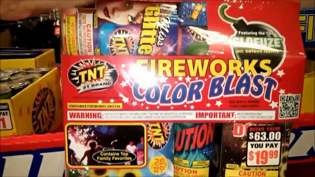 tnt fireworks fry u0026 39 s 2017 az