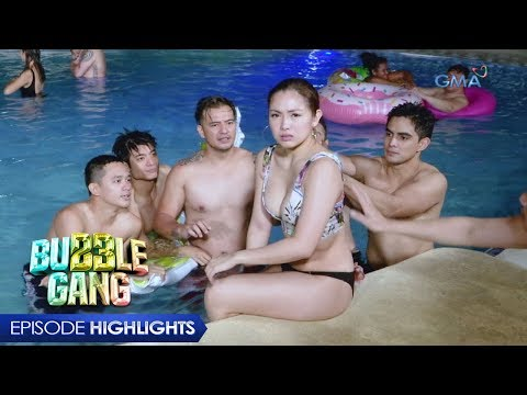 Bubble Gang: Langoy Lang, No Touch!