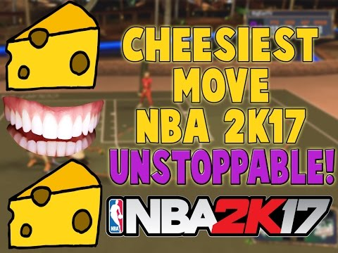 ADVANCED CHEESE Move in NBA 2K17 | ANY ARCHETYPE | DRIBBLE MOVES 🧀