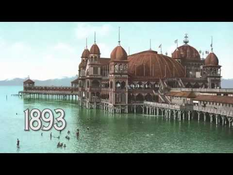 Salt Lake City - History Minute - The Great Saltair