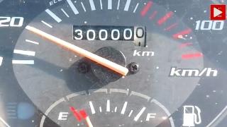 Activa Touching 30000KMs Milestone