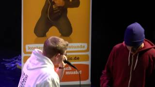 Final: KnowLedge vs Phil Harmony | 6. Braunschweiger Beatbox Contest