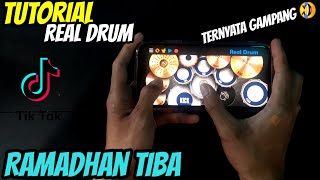 Download TUTORIAL REAL DRUM DJ RAMADHAN TIBA VIRAL TIK TOK - TUTORIAL REAL DRUM PEMULA