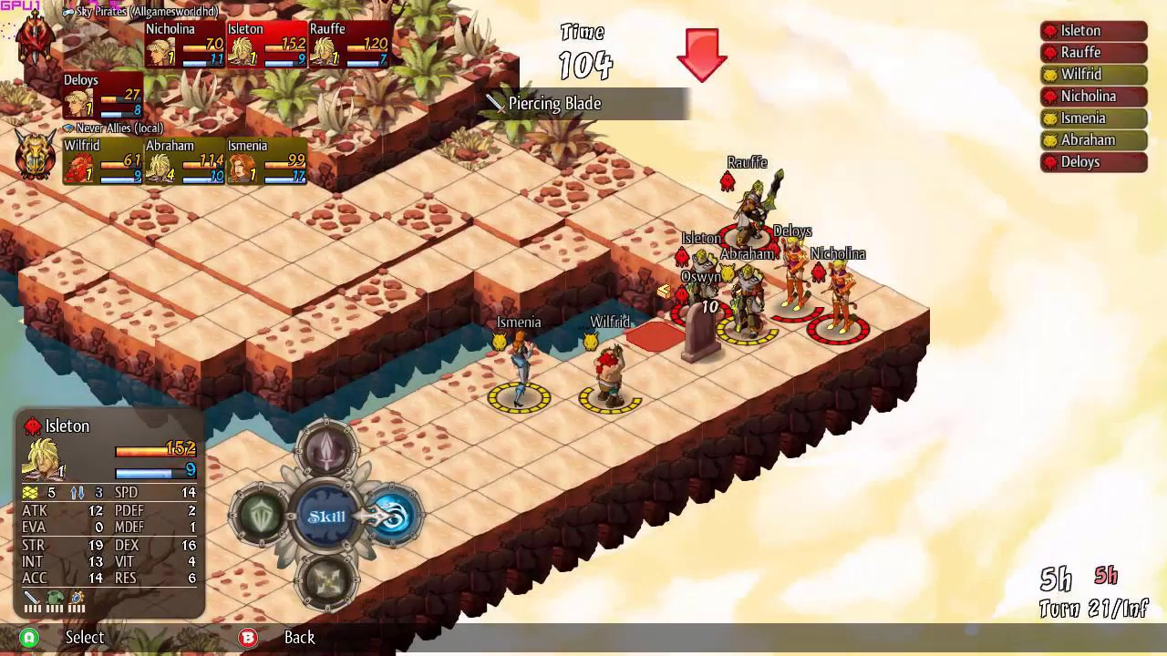 Hartacon Tactics Gameplay (No commentary, Strategy, PC game ...