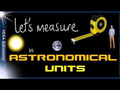 Let's Measure Universe in: ASTRONOMICAL UNITS