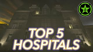 Top 5 Video Game Hospitals
