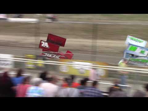 Deming Speedway, WA - Micro 600R Heat Race (Ben Ferrara) - 08/16/19