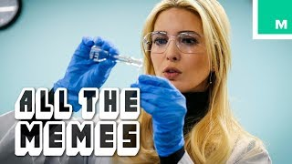 Scientist Barbie Ivanka - All the Memes
