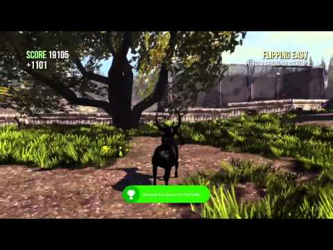 how to get angel goat in goat simulator xbox one