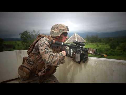 Working Together | U.S. Marines train Royal Thai Marines