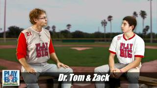 PLAY BIG Confidence Training Lesson 1: The Mental Game of Baseball