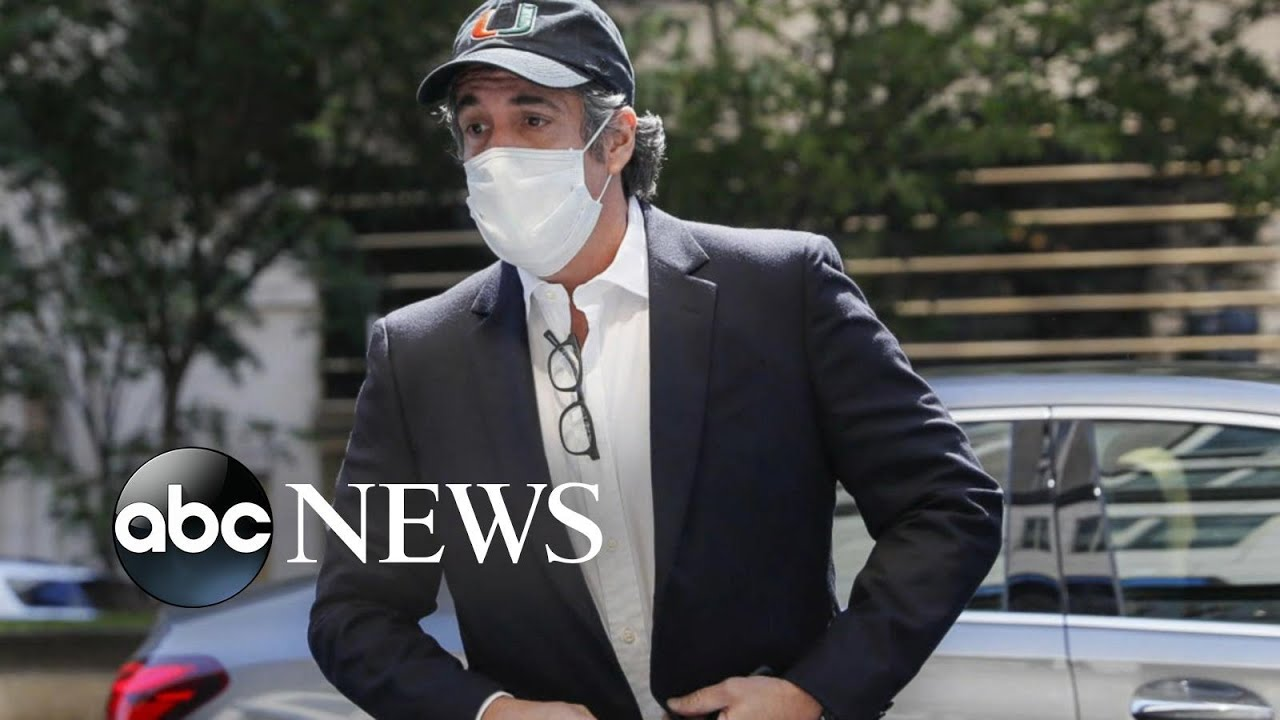 Judge orders Michael Cohen released back to home confinement – ABC News