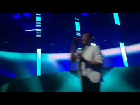 Blame - Calvin Harris & John Newman - ITunes Festival 2014