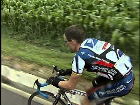 Lance Armstrong 2000 TDF - The Ascent of Hautacam