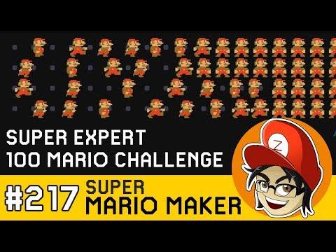 100 Mario Challenge (Super Expert)   Super Mario Maker Part 217