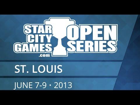 SCGSTL - 2013 - Legacy - Round 7 - Michael Antrim vs Alex Marth
