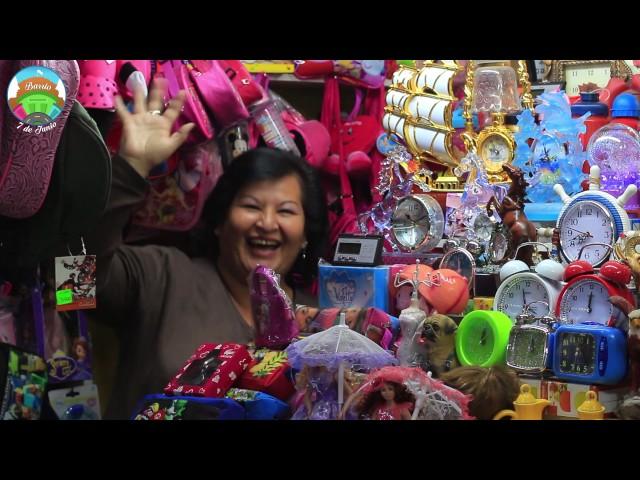 Barrio 7 de Junio | Arica | Barrios Comerciales Sercotec