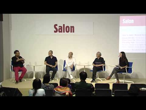Salon | Beyond Space | Artist Networks in Hong Kong (in English)