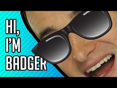 Hi, I'm Badger.