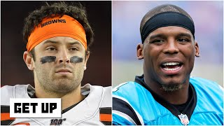 Should the Browns replace Baker Mayfield with Cam Newton? | Get Up