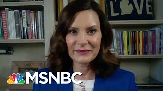 Michigan Governor: What We Need Is Unity And Hope | Morning Joe | MSNBC