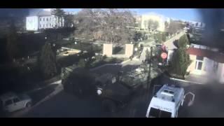 видео Бельбек взяли штурмом (ФОТО, ВИДЕО)