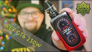 REV GTS ~ 230w Mod ~ Rev Tech ~ Review