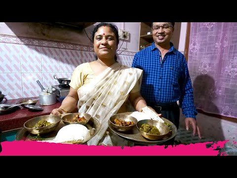 Incredible ASSAMESE DINNER at Local Family's Home | Jorhat, Assam, India