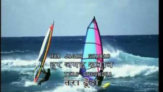 Maine pucha chaand se - magic sing Hindi Karaoke by Inder Thakral Chandigarh
