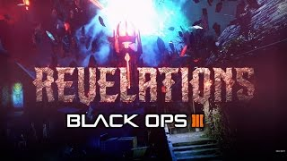 REVELATIONS - ZOMBIES STREAM - MY FIRST LIVE ATTEMPTS - BLACK OPS 3 ZOMBIES