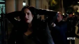 jessica jones season 2 trailer song (heart - barracuda)