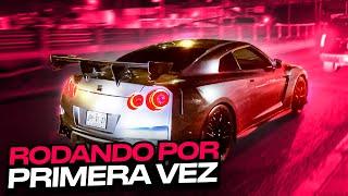 RODANDO MI GTR POR PRIMERA VEZ... | ManuelRivera11