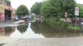 Wateroverlast Kockengen 28 07 2014