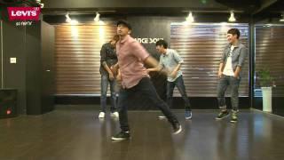 大目老師穿上超彈性牛仔褲韓式舞蹈教學 thumbnail