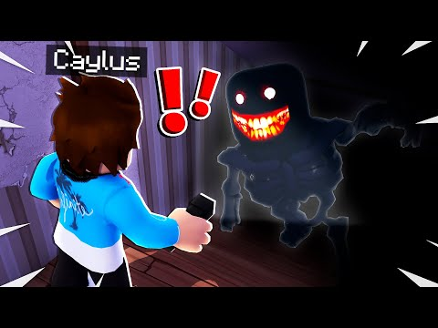 this roblox game gave me NIGHTMARES.. |