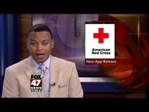 Red Cross Mobile Phone App