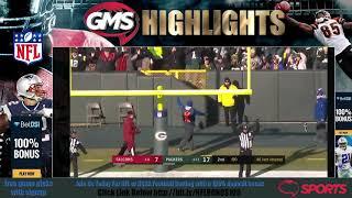 GMS Atlanta Falcons vs Green Bay Packers - FULL HD GAME Highlights Week 14