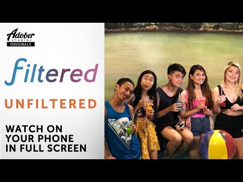"""Filtered (Ep 8) - """"UnFiltered"""""""