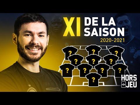 HORS JEU - LE XI DE LA SAISON !