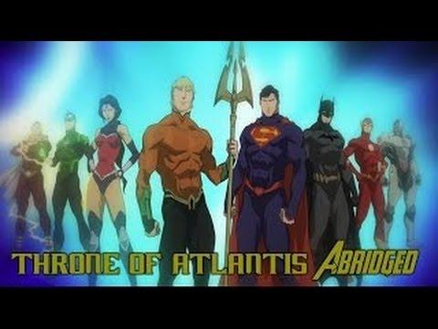 Throne of Atlantis Abridged Trailer