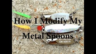 Video Fishing Modified Metal Spoons! download MP3, 3GP, MP4, WEBM, AVI, FLV Oktober 2018