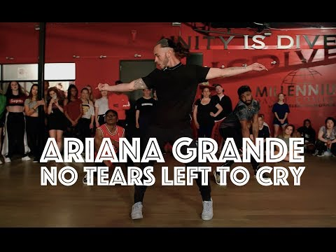 Ariana Grande - No Tears Left To Cry | Hamilton Evans Choreography